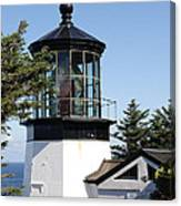 Cape Mears Or Lighthouse 1 Canvas Print