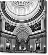 Capitol Interior Canvas Print