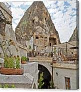Cappadocia Bespoke Villa Canvas Print