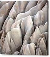 Cappadocia Rocks Canvas Print