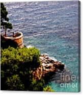 Capri  6 Canvas Print