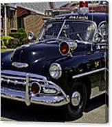 Car 54 Where Are You Canvas Print