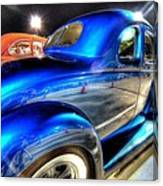 Car Show 2 Canvas Print