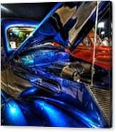 Car Show Canvas Print