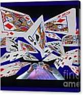 Card Tricks Canvas Print