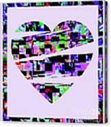 Cardiac Canvas Print