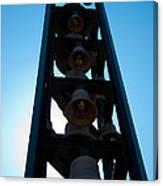 Carillon Bell Tower 9/11 Memorial Canvas Print