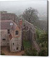 Carisbrook Castle Canvas Print