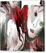 Carneval En Venice Canvas Print