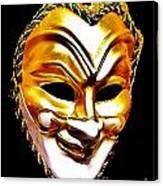 Carnival Mask 2 Canvas Print