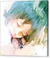 Carolina Canvas Print