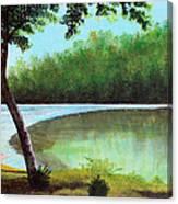 Carol's Retreat Canvas Print
