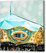 Carousel 3 Canvas Print