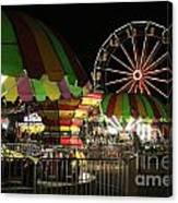 Carousel Colors Canvas Print