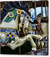 Carousel Horse 5 Canvas Print
