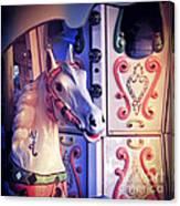Carousel Horse Canvas Print