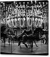 Carousel Work Number One Canvas Print
