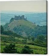 Carreg Cennen Castle Canvas Print