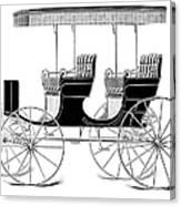Carriage: Surrey Canvas Print