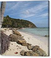 Carribean Euphoria Canvas Print