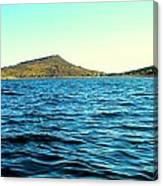 Carter Lake Canvas Print