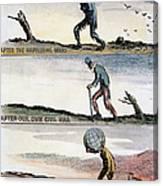 Cartoon: World Wars, 1932 Canvas Print