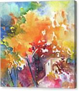 Casa De Campo 01 Canvas Print