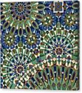 Casablanca, Morocco Canvas Print