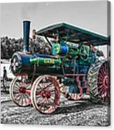 Case Tractor Canvas Print