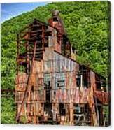 Cass Boiler House Canvas Print