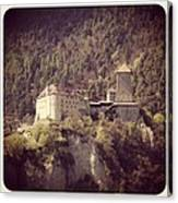 Castel Tirolo Canvas Print