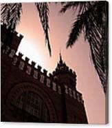 Castell Dels Tres Dragons - Barcelona Canvas Print