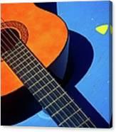 Castilian Blues Canvas Print