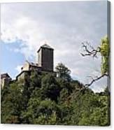 Castle Tirol Canvas Print