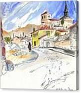 Castrillo De Duero In Spain 01 Canvas Print