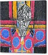 Catalan Jesus Canvas Print