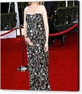Cate Blanchett Wearing A Balenciaga Canvas Print