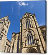 Cathedral And Church Of Our Lady, Trier, Germany Canvas Print