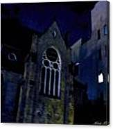 Cathedral On James St Canvas Print