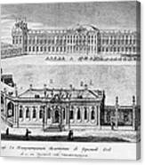Catherine Palace, 1761 Canvas Print