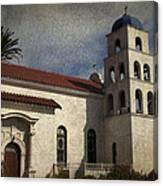 Catholic Church Old Town San Diego Canvas Print