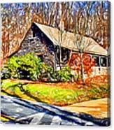 Catoctin Visitor Center Canvas Print