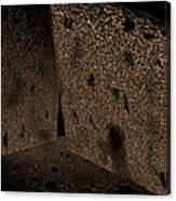 Cavern Walls Canvas Print