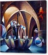 Caverna Magica Canvas Print