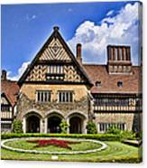 Cecilienhof Palace Berlin Germany Canvas Print