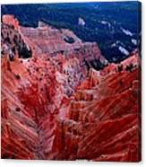 Cedar Breaks Canvas Print