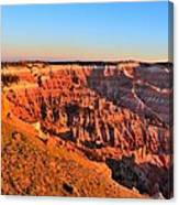 Cedar Breaks Sunset Canvas Print