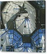 Ceiling Sails Canvas Print