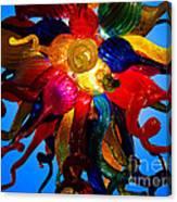 Celestial Glass 7 Canvas Print