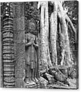 Celestial Goddess Canvas Print